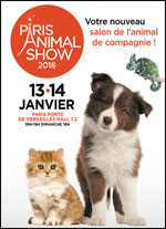 PARIS ANIMAL SHOW 2018 HALL 7-2